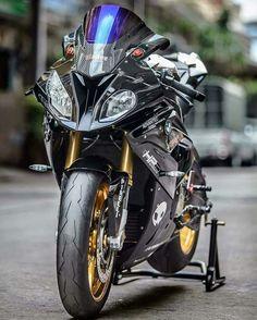 S1000RR Motos Bmw, Cool Motorcycles, Bmw S1000rr, Motorcycle Images, Motorcycle Bike, Image Moto, Moto Collection, Foto Top, Custom Sport Bikes
