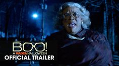 Movie Trailer for Boo! A Madea Halloween, directed by Tyler Perry; a Horror, Drama, Comedy trailer. Tyler Perrys Boo A Madea Halloween 2016 trailer is more of t. Boo A Madea Halloween, Halloween Movies, Halloween 2016, Latest Movies, New Movies, Watch Movies, Tyler Perry Boo, Trailer Oficial, Movie Subtitles