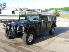 love the old H1 Hummer.