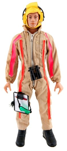 GI JOE LSO Action Figure (1960's).
