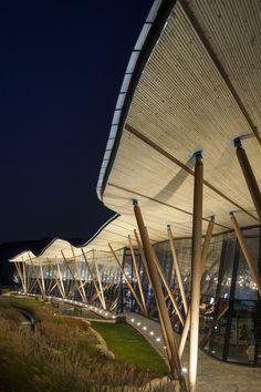 Galería de Centro para Visitantes en la Colina Vanke Tsing Tao Pearl / Bohlin…