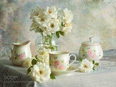 A Cup Of Tea by rodneilthomas