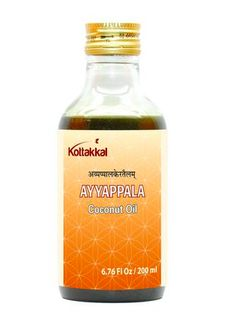 Ayyappala Coconut Skin Oil has three powerhouse ingredients that are #TriDoshic alone and together they are Pitta and Kapha-pacifying. The more severe the condition, the more often this oil should be used for abhyanga. For Pitta and Vata type people, leave the oil on for one hour. For Kapha people, leave it on for half an hour. Read more about this incredible Ayurvedic oil! Kottakkal Ayurveda