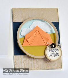 Happy Camper w/Mojo