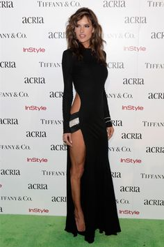 Alessandra Ambrosio in super-sexy Alexandre Vauthier