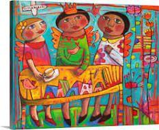 Image Ad Mexican Folk Art, Culture, Image, Painting, Painting Art, Paintings, Painted Canvas, Drawings