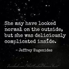 deliciously complicated