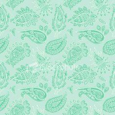 Risultato della ricerca immagini di Google per http://i.istockimg.com/file_thumbview_approve/2606994/2/stock-illustration-2606994-mint-green-paisley.jpg