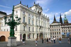 Praga - Palau de l'Arquebisbe - Archibishop's Palace