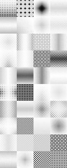 Pattern Design on Behance Monochrome Pattern, Black White Pattern, White Patterns, Backdrop Background, Geometric Background, Vector Background, Vector Graphics, Vector Art, Vector Pattern