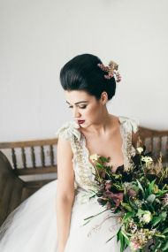 Tuscany Meets South Africa Wedding Inspiration - Style Me Pretty