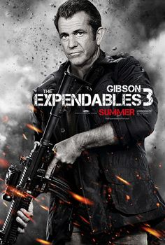 Mel Gibson for Expendables 3. I hope he has screen time with Harrison Ford as well as Stallone, Schwarzenegger and the rest of the cast. Both worked with Austrailian director Peter Weir twice. and both had sequels written by Jeffrey Boam which opened in 1989 e.g. Lethal Weapon 2 and Indiana Jones and the Last Crusade.