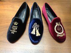 Ramon Tenza slipper shoes.