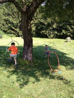 Hula Hoop Games
