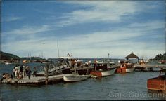 Picturesque Northport Harbor--Boating Paradise Long Island New York