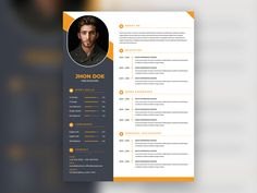 Pick one of our free modern resume templates when applying for a modern job opening. They are available for instant download and entirely editable download free best font for modern resume Modern Resume Template, Resume Templates, Personal Achievements, Job Opening, Professional Resume, Resume Examples, Cool Fonts, Printable Worksheets, Pick One