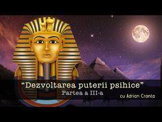 Dezvoltarea puterii psihice - Partea a III-a - YouTube Youtube, Movies, Movie Posters, Art, Art Background, Films, Film Poster, Kunst, Cinema