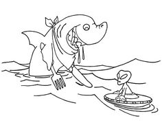 23 Jaws Coloring Pages Ideas Coloring Pages Coloring Pictures Coloring Pages For Kids