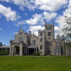 Lyndhurst, a Gothic Revival mansion in Tarrytown, New York, was designed by renowned American architect A. J. Davis in 1838. The estate, which was home to former New York City mayor William Paulding, merchant George Merritt, and railroad tycoon Jay Gould, reflects nearly 175 years of life on the Hudson River. The site encompasses 67 acres and includes 16 structures, including a Lord & Burnham steel-framed greenhouse complex and the oldest regulation bowling alley in the United States.