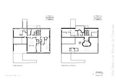 VILLA STEIN PLAN - Google Search