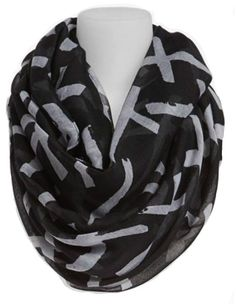 Beautywear Women's Soft Chevron Sheer Infinity Scarf is soft to the touch. Can be worn multiple ways. Bright colors to choose from. Perfect for year round wear.   I