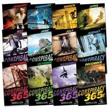 conspiracy 365 books - Google Search