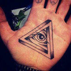 tatuajes en la palma de la mano - Buscar con Google