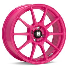 Sparco Assetto Gara (Fuchsia Painted) Not only are they Sparcos, they are freaking pink!!! In love!!