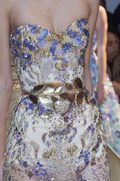Zuhair Murad Spring 2014 Couture, PFW