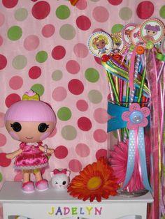 Jadelyn's Lalaloopsy Party | CatchMyParty.com