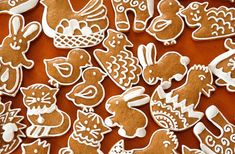 Gingerbread Cookies, Easter, Cakepops, Desserts, Egg, Food, Bakken, Gingerbread Cupcakes, Tailgate Desserts