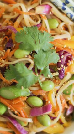 by spicy peanut butter slaw the dr oz show with mango slaw thai hitian ...