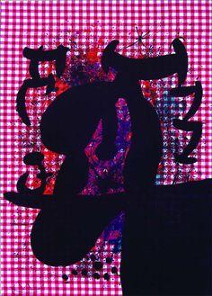 Joan Miro - Bagnard