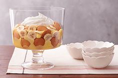 Easy Low-Fat Southern Banana Pudding
