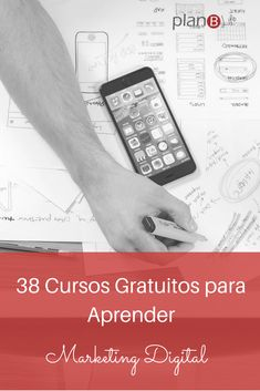 38 cursos gratuitos para aprender marketing digital #marketingdigital #marketing #cursosgratuitos