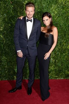 Beckham reveals the secret to a successful marriage :: Congratulations Davy! You just got 1000x hotter