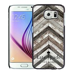 New Beautiful And Durable Custom Designed Kate Spade Cover Case For Samsung Galaxy S6 Black Phone Case 87:Amazon