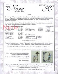 """Letters from Nora """"K"""" 4 Cross Stitch Angels, Cross Stitch Letters, Just Cross Stitch, Cross Stitch Samplers, Cross Stitches, Cross Stitch Designs, Stitch Patterns, Blackwork, Elves And Fairies"""
