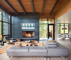 Modern-Mountain-Home-Stillwater Architecture-04-1 Kindesign