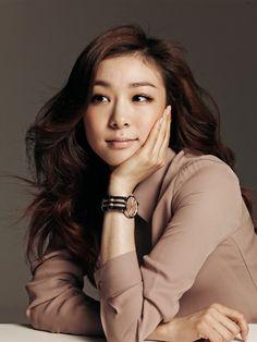 Kim Yuna for Romanson