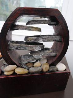 Mini-fontana sopramobile, per portare un poò di serenità nella tua casa