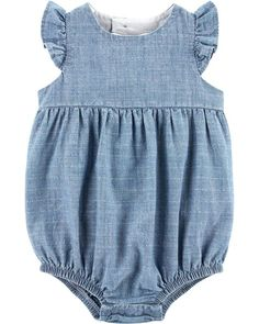 67817179f11 Baby Girl Sweetheart Sunsuit from OshKosh B gosh. Shop clothing  amp   accessories from