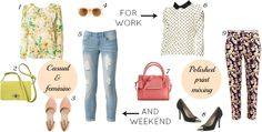 How To: Wear Florals   Penny Pincher Fashion