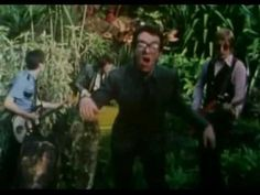 Elvis Costello and The Attractions -  Peace Love and Understanding ....(the one that started it all for me...saw him on Saturday Night Live...I was gobsmacked!!)