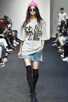 Kye Seoul Spring 2016 Fashion Show