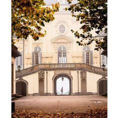 Castle Solitudein #stuttgart #germany was built as a hunting lodge between 1764 and 1769 under DukeKarl EugenofWürttemberg. It is not a truecastle but rather arococopalace. Since 1956 the area is part of the urban district of Stuttgart-West. The castle is located on a high plain between the towns ofLeonberg Gerlingenand Stuttgart. The castle offers views to the north overWeilimdorfKorntal andLudwigsburg. by @axelbrunstphoto by traveltogermany