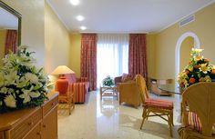 Vista de la espectacular Golf Suite Royal en el Oliva Nova Golf & Beach Hotel****