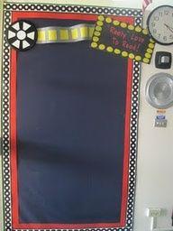 Popcorn Movie Theme For Classroom | My AR Reading Board