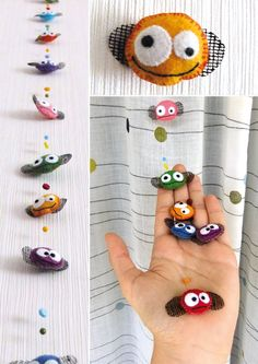 monsters garland