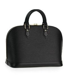Louis Vuitton Alma in epi leather -  bought this classic bag in Paris last year but has no strap in it